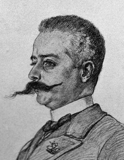 Барон Вальтер фон Сен-Поль (Сенполь, Walter von Saint Paul-Illaire, 1860-1940)